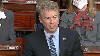 Rand Paul declares Trump impeachment 'dead on arrival' after Senate procedural vote