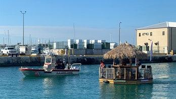 Tiki hut pirate busted in stolen boat bar off Florida Keys: Coast Guard