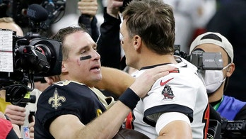 Tom Brady describes Drew Brees as 'incredible player and competitor' after possible final matchup