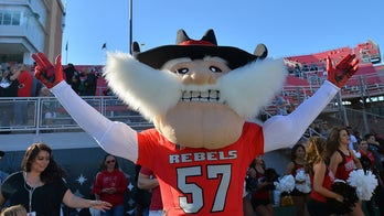 UNLV drops 'Hey Reb!' mascot over perceived Confederate ties
