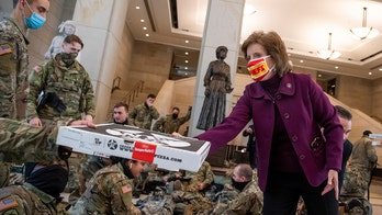 DC pizzeria feeds National Guard troops at Capitol building before Biden inauguration