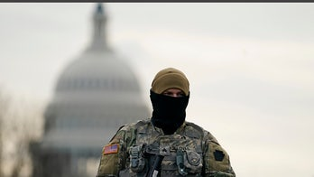 National Guardsmen removed from U.S. Capitol ahead of inauguration
