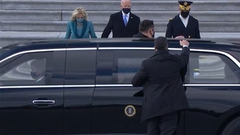 Where's Biden's Beast? Here's why the new president doesn't have a new car