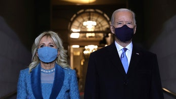 Biden says wearing masks inside 'still good policy,' even when vaccinated