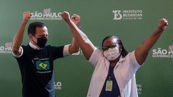 Brazil OKs 2 COVID-19 vaccines, rejects Russia's candidate