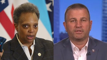Chicago files complaint against police union; Lightfoot denounces 'rhetoric of conspiracy theorists'