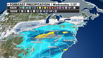 Heavy snow to hit some US regions as rain, icy mix expected in others