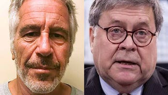 Epstein's final cellmate questioned by AG Barr after apparent suicide: report