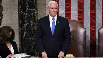 Pence calls Vice President-elect Harris to offer congratulations ahead of inauguration