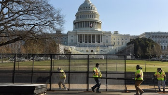 US Capitol to be protected by 'nonscalable' fence through Biden's inauguration