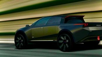 Fisker reveals 'radical' electric pickup