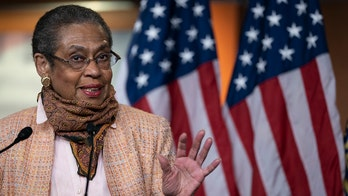 DC's delegate Eleanor Holmes Norton on Capitol barriers: Congress 'afraid of its shadow'