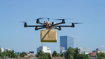 Pizza Hut to test drone delivery to 'landing zones'