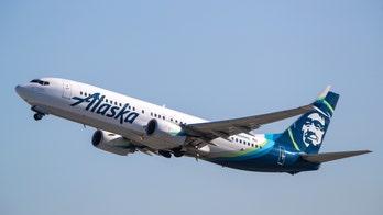 Man arrested after making false security threat on Alaska Airlines flight