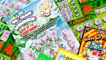Lottery lightning strikes twice: Idaho woman claims 2 big jackpots in 2 days