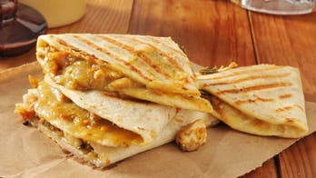 TikTok's 'tortilla trend' makes quesadillas extra neat with designated sections