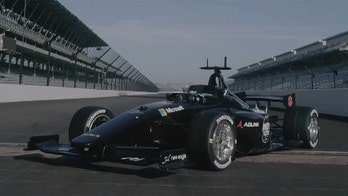 CES: Autonomous IndyCar unveiled with $1 million prize for race winner