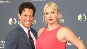 Ioan Gruffudd's wife announces actor is 'leaving his family' on Twitter
