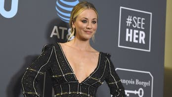 'Big Bang Theory' star Kaley Cuoco says she was 'shocked' when Jim Parsons announced he was leaving the show
