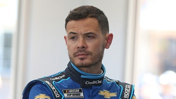 Kyle Larson's NASCAR spotter fired after Trump, QAnon-related social media activity criticized