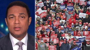 CNN's Don Lemon doubles down on lumping all Trump voters with Klansmen, Nazis: 'I believe what I said'