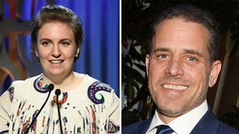 Lena Dunham fantasy about being Hunter Biden's wife in White House draws mixed reactions