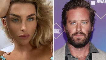 Armie Hammer's ex-girlfriend says actor 'has a desire to hurt women'