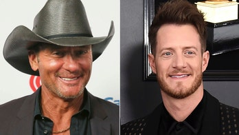 Tim McGraw, Tyler Hubbard reflect on their 'surreal' inauguration performance