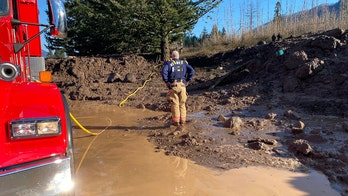 Oregon woman's body recovered after landslide buried car under 15 feet of mud
