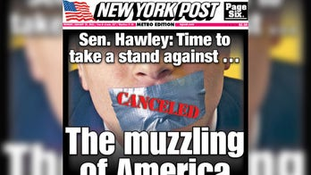 Josh Hawley: It's time to stand up against the muzzling of America
