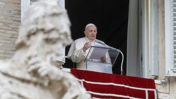 Pope Francis prays for US Capitol victims, calls violence 'self-destructive'
