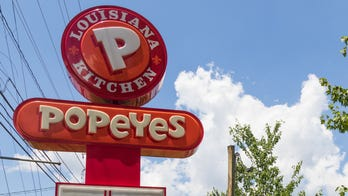 Popeyes bringing popular chicken sandwich to overseas US military locations