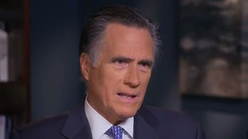 Mitt Romney accuses Trump of inciting an insurrection