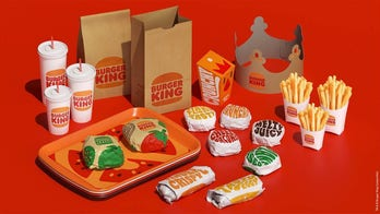 Burger King bests McDonald's when it comes to new product packaging, poll finds