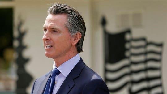 California campaign to fire Newsom nears threshold needed for ballot
