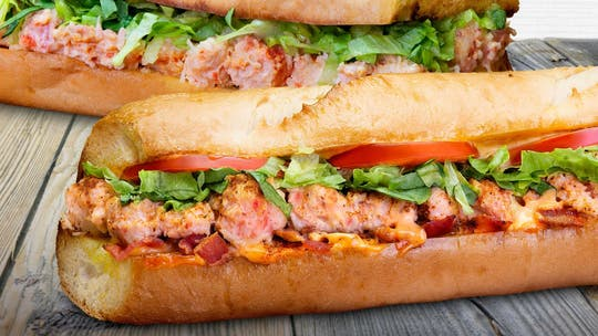Quiznos adds $5 lobster subs to menu