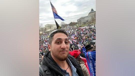 FBI arrests New York City man linked to Capitol siege
