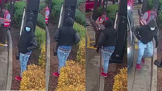 Man robs Virginia Chick-fil-A employee working drive-thru