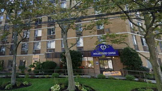 Most workers at NY nursing homes aren't getting COVID-19 vaccine