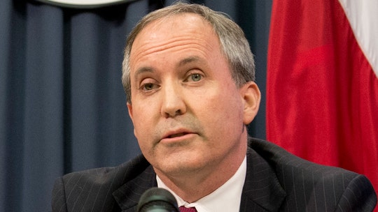 Texas attorney general pledges to 'fight' Biden administration 'illegal actions'