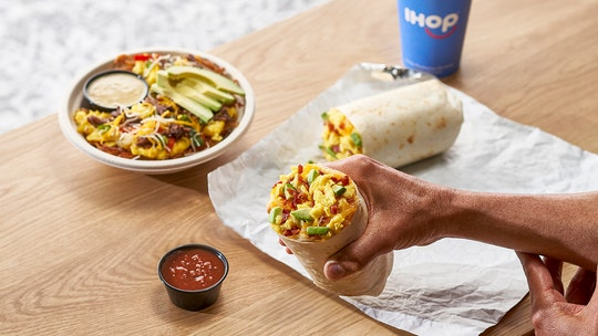 IHOP adds 'Burritos & Bowls' menu designed for takeout, delivery customers