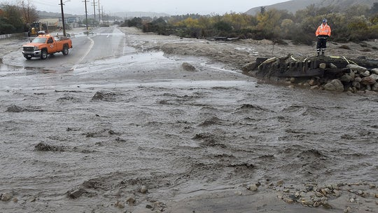 California evacuation orders expanded due to mudslide threats
