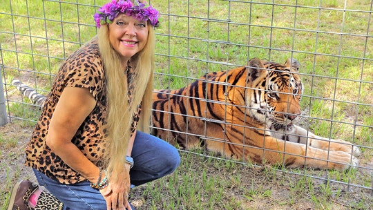 'Tiger King's Carole Baskin says she'd support ex-husband Don Lewis if he was found alive: 'I loved' him