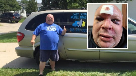 Good Samaritan whose van filled with food for needy was stolen has a message for perpetrators