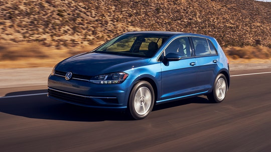 Volkswagen Golf dead in U.S., but sporty versions will survive