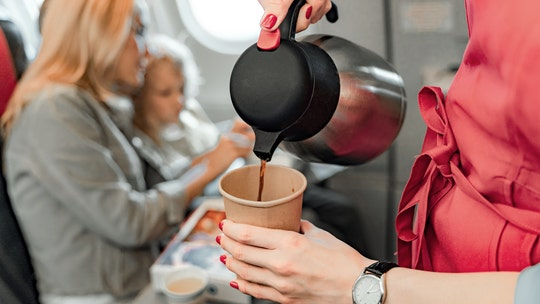 Flight attendant claims you should never drink these beverages on an airplane