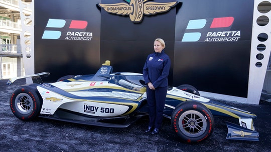 Women-led race team gearing up to run in Indianapolis 500