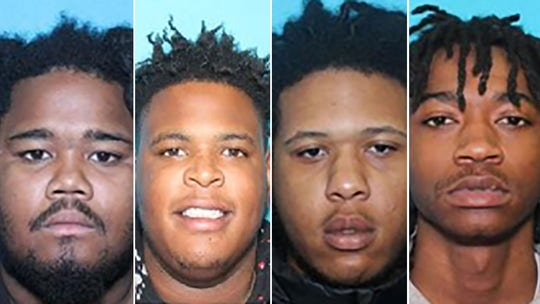 North Carolina men arrested after police pull over car for speeding, find dead body in trunk