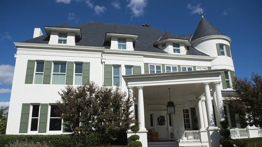 Where does the vice president live? Kamala Harris moving into historic Washington DC residence