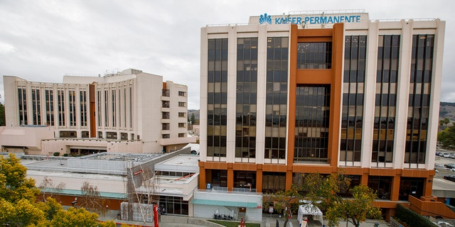 The Kaiser Permanente San Jose Medical Center is shown in San Jose, Calif.